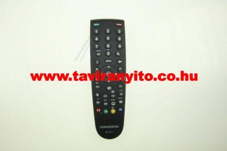 GRUNDIG  gyári távirányító 720117226100 távirányító, távszabályzó DVD-COMBO (VTB187F)