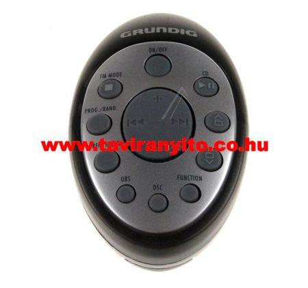 GRUNDIG  gyári távirányító 720117145900 távirányító
