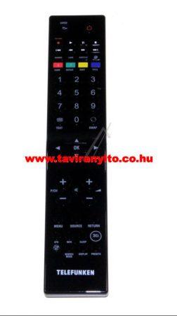 VESTEL RC5103 20574162 távirányító EHHEZ PASSZOL TELEFUNKEN (GRAY/S)(BLACK/P)