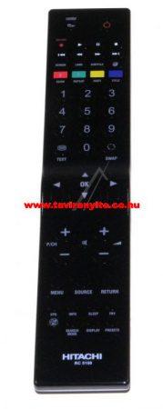 VESTEL RC5100 20540283 távirányító HITACHI&5100 (GRAY/S(BLACK/P