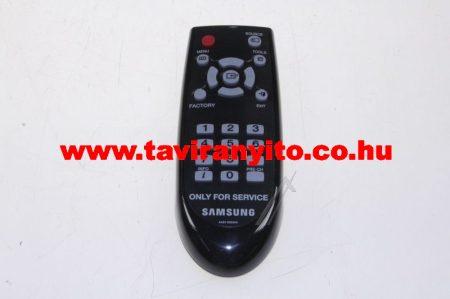 SAMSUNG AA81-00243A A/S-távirányító ,TM930,SERVICE,WORLD WIDE távirányító