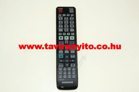 SAMSUNG AH59-02371A távirányító ,TM1151,55,3V,HW-D600,ENGLISH távirányító