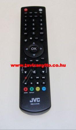 VESTEL  gyári távirányító RC1910 23004276 távirányító JVC&RM-C2506 (GRAY/S)