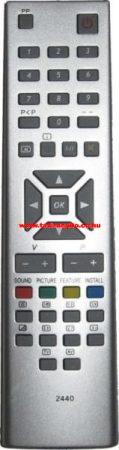 RC2440 FUNAI távirányító PC2440,RC 2440