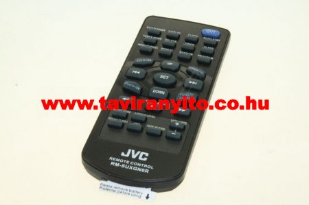 JVC 9CDM070803 W.LESS távirányító