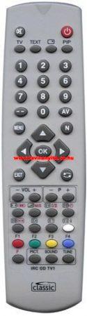 RC-S19-M-0H RC-S19-M-OH RC-S210B GABA TA253 TA2933 TA2935 távirányító TA 253 TA 2933 TA 2935