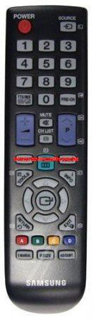 SAMSUNG  gyári távirányító TM940 AA59-00496A REMOCON