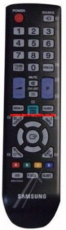 SAMSUNG  gyári távirányító TM940 BN59-01005A REMOCON:TM940,SAMSUNG,20PIN SINGLE,39KEY