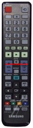 SAMSUNG TM1051 AH59-02291A REMOCON:TM1051,MULTI 24P,49,3V,C550-1